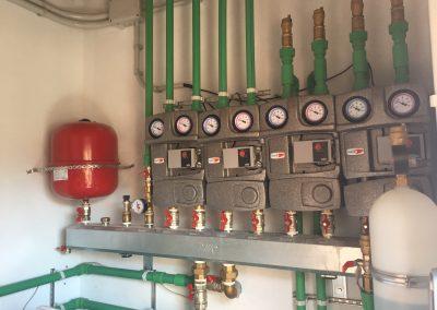 climapal geotermia colector villa